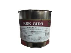 KRK - Amaranth Gıda Renklendiricisi (Vişne) -1Kg