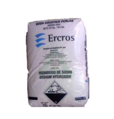 Sodyum Hidroksit Boncuk Kostik 25 Kg