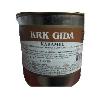 Caramel Gıda Renklendiricisi (Karamel) -1Kg
