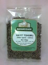 Hayıt tohumu (Vitex agnus - castus)- 100 gr - Thumbnail