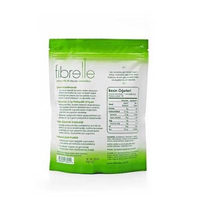 FİBRELLE - Fibrelle Preb Lifli Stevialı Tatlan 400gr (1)