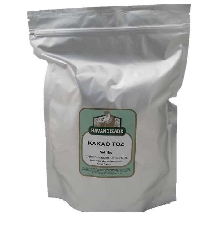 Havancızade Saf (Natürel) Kakao Tozu