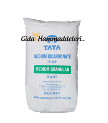 İTHAL - İngiliz Karbonatı (SODIUM BIKARBONATE)-25Kg