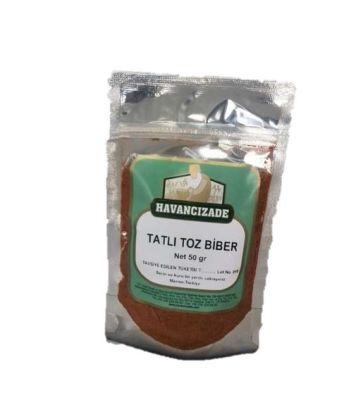 HAVANCIZADE - Kırmızı Tatlı Toz Biber (1)