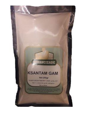 Ksantam Gam (Xanthan Gum)