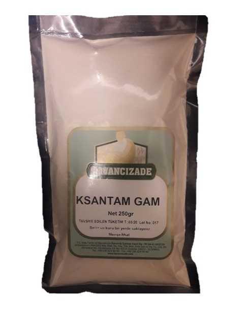 Ksantan Gam (Xanthan Gum)
