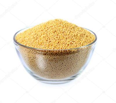 BOTANİKA - Sarı Hardal Tohumu