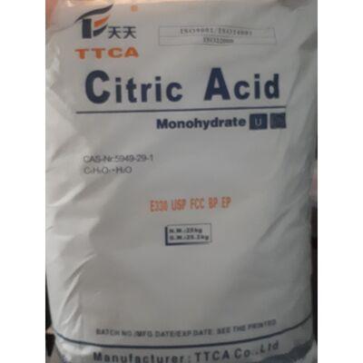 İTHAL - Sitrik Asit Monohidrat- Çin E330 25 kg (1)