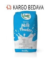 YERLİ - Pınar Süt tozu Yağsız 25kg