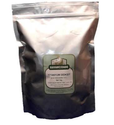 İTHAL - Titanyum Dioksit Gıda Renklendiricisi (Beyaz) (1)